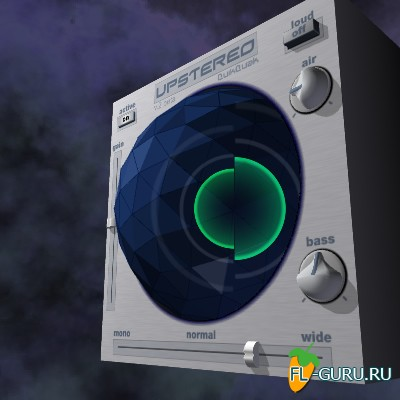 QuikQuak - UpStereo Pro 2.00c VST, AU WIN.OSX x86 x64 [05.2015]