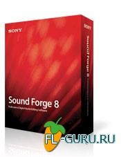 Sound - Forge Studio 8.0d