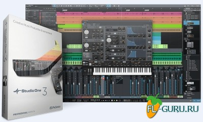 Studio One 3.1 x86 x64 WIN/MAC [2015, MULTILANG -RUS]