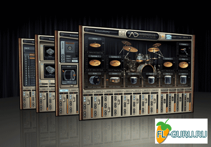 XLN Audio - Addictive Drums 1.5.7 STANDALONE,  x86 x64 [2013]