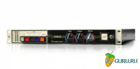 Acustica Audio - D361A Special Edition 1.3.609 VST x86 x64 [2014]