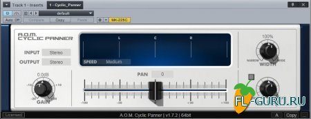 A.O.M. Factory Plugins Pack 1.7.2 VST x86 x64 [31.03.2014]