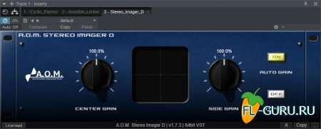 A.O.M.Factory - Total Bundle Plugins Pack 1.7.3 VST x86 x64 [09.2015]