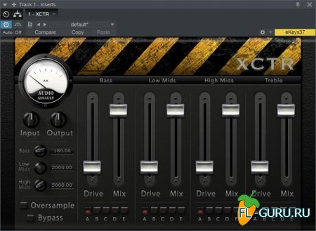 Audio Assault - XCTR VST, VST3, RTAS, AAX, AU WIN.OSX x86 x64 [10.2015]