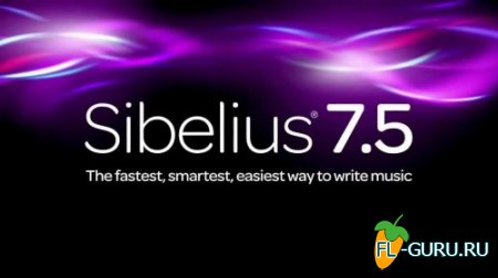 Avid Sibelius 7.5.1 build 209 WIN x86 x64 [2014, MULTILANG +RUS] + Sibelius 7.5 Sounds WiN + Plugins