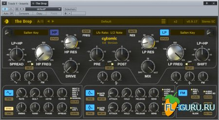Cytomic - The Drop 0.9.17 VST x86 x64 [2013]