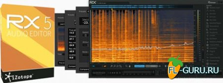 iZotope RX Advanced 5.00 VST x86/x64