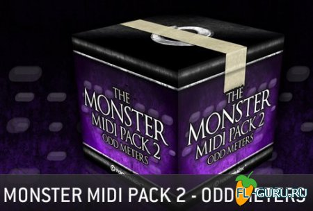 Monster MIDI Pack 2 - Odd Meters