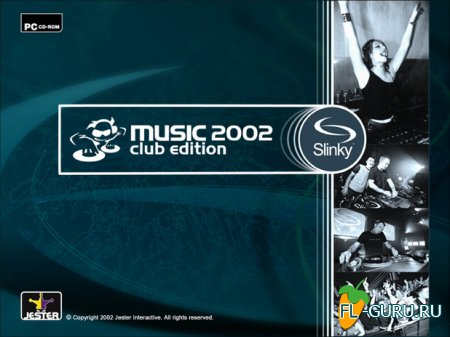 MUSIC 2002 club edition slinky [2003, MULTILANG -RUS]