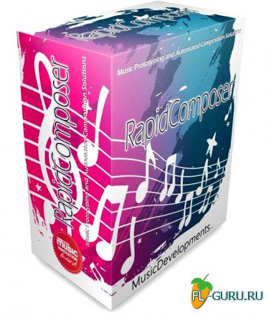 MusicDevelopments - RapidComposer 1.93 x86 + PORTABLE [02.07.2012]