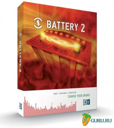 Native Instruments - Battery 2.0 VST x86 [2004]
