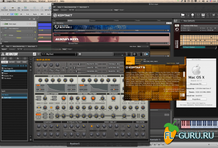 Native Instruments - Komplete 8 Ultimate x86 x64 [1.09.2011]