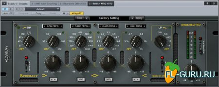 Nomad Factory - Integral Studio Pack 3 5.1.0 VST, RTAS, AAX, AU WIN.OSX x86 x64 [03.2015]