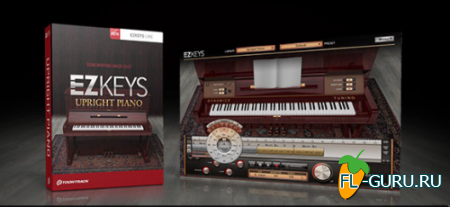 Toontrack - EZkeys Upright Piano 1.1.0 STANDALONE.VST.RTAS x86 x64 [2012, ENG]