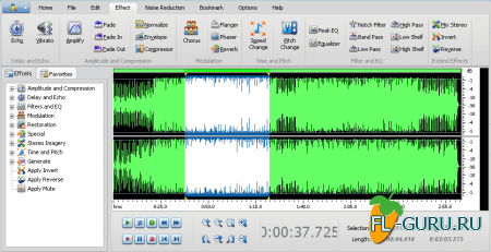 Total Recorder Editor Pro 12.0.1 x86 [2010]