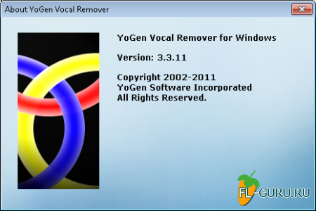 YoGen Software - Vocal Remover 3.3.11 x86 [2011, ENG]