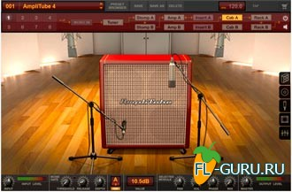 IK Multimedia AmpliTube 4.0.2 MAC