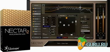 iZotope Nectar 2.v2.02 Production Suite WiN X86/X64