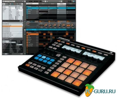 Native Instruments - Maschine 2.4.0 , AU WIN.OSX x86 x64 [11.2015]
