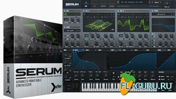 Xfer Records Serum 1.07b4 x86/x64 + Presets
