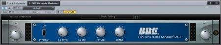 Nomad Factory - BBE Sound Sonic Sweet Optimized 3.2.0 VST, RTAS, AAX, AU WIN.OSX x86 x64 [03.2015]