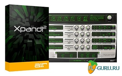 Avid - First AIR Instrument Xpand2 2 AAX x64 [12.2015]