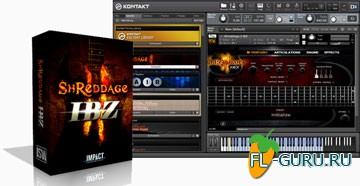 Impact Soundworks Shreddage 2 IBZ 1.06
