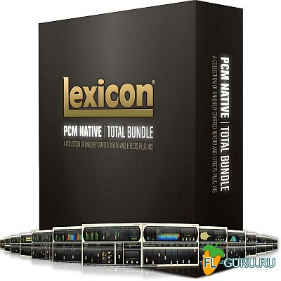 Lexicon - PCM Total Bundle 1.2.6 and 1.3.7 x86 x64 [12.2015]