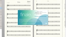 MakeMusic - Finale 2014.5.6359 x86 [2013, ENG]