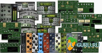 McDSP Plugins Pack Win VST.VST3.AAX x86/x64