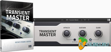 Native Instruments Transient Master FX 1.3.0 Update x86/x64