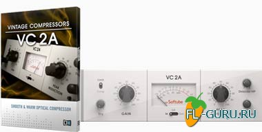 Native Instruments VC 2A FX 1.3.0 Update x86/x64