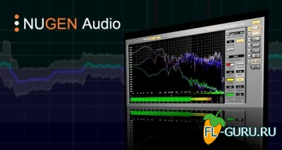 Nugen Audio - Visualizer2 2.0.3.2 STANDALONE, VST, VST3, RTAS, AAX, AU WIN.OSX x86 x64 [12.2015]