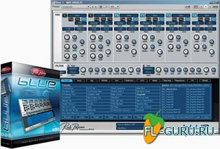 Rob Papen BLUE II 1.0.1 Win.MacOSX