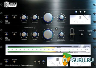 Slate Digital FG X Mastering Processor VST 1.4.0 x86/x64