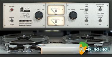 Slate Digital Virtual Tape Machines VST.VST3 1.1.9.9 x86/x64