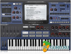 Synapse Audio Dune 2.5 WIN.MAC x86/x64