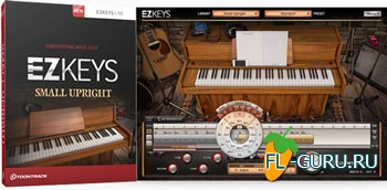 Toontrack EZkeys Small Upright 1.0.0 Win.MacOSX