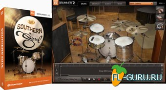 Toontrack EZX2 Southern Soul 1.0.0 Win.MacOSX