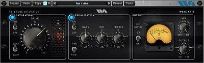 Wave Arts - Tube Saturator 2.02 VST x86 x64 [11.2015]