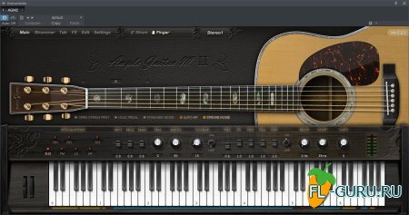 Ample Sound - AGM2 2.2.0 VSTi, RTAS, AAX x86 x64 UPDATE ONLY [10.2015]