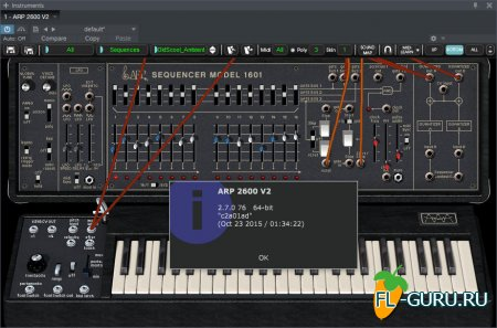 Arturia - V Collection 4.0.3 STANDALONE, VSTi, VSTi3, AAX x86 x64 [12.2015]