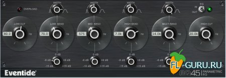 Eventide - Anthology X 1.0.4 VST x86 x64 [11.2015]