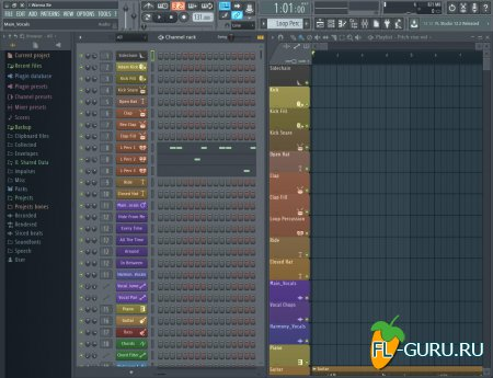 Image-Line - FL Studio Producer Edition 12.2 Build 3 x86 x64 [12.2015, ENG]