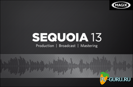 Magix SEQUOIA 13.0.0.22 Full + ISO-Activator 13 0.0.22 x86 x64 [2015, ENG]