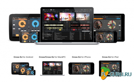 Mixvibes Cross 3.0.1 x86 [2014, MULTILANG -RUS]
