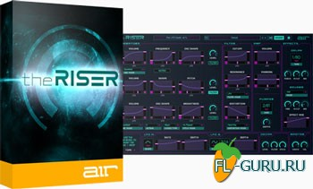 AIR Music Tech the RISER 1.0.7 X86/X64