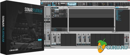 Cakewalk SONAR Platinum UP10 WiN x64/x86 FiNAL Patch Only