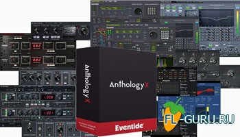 Eventide Anthology X VST 1.0.4 x86/x64