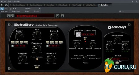 SoundToys - The Ultimate Effects Solution 5.0.1.10839 VST x86 x64 [12.2015]